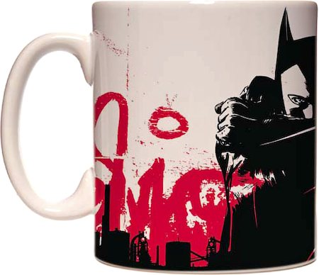 Warner Brothers Batman - Urban legend Mug