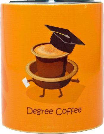 MadCap Degree Designer Ceramic Coffee Mug