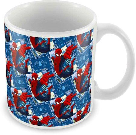 Marvel Spider-Man Action Ceramic Mug