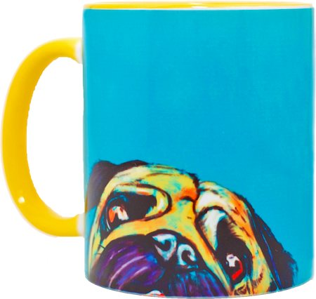 MadCap Adorable Designer Ceramic Mug