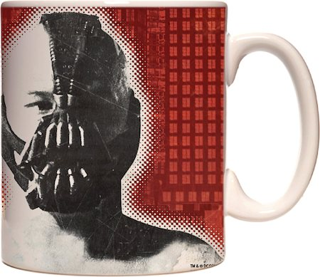 Warner Brothers Bane Will Destroy Gotham Mug