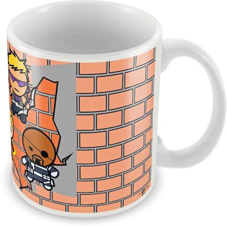Marvel Kawaii - Wall Ceramic Mug