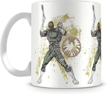 Marvel Assemble - Hawkeye Ceramic Mug