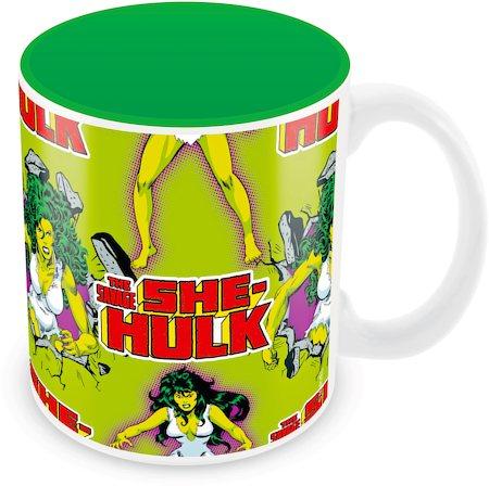 Marvel Comics She Hulk Ceramic Mug