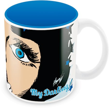 Marvel Comics My Darling Ceramic Mug