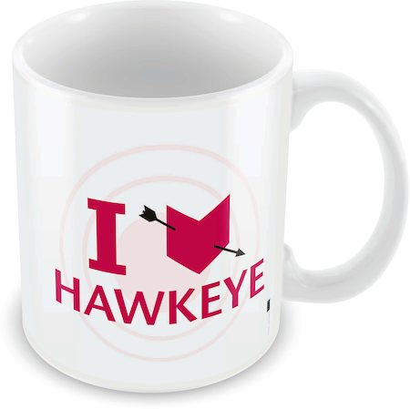 Marvel Hawkeye - Age of Ultron Ceramic Mug