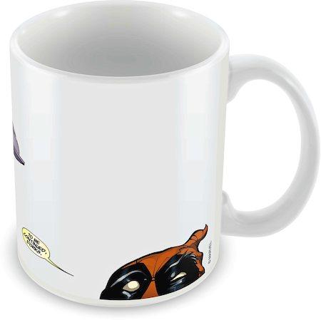 Marvel Deadpool - Dorks Ceramic Mug