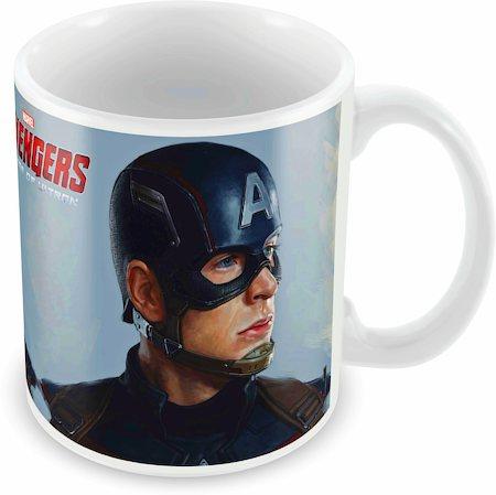 Marvel Avengers - Age of Ultron Ceramic Mug