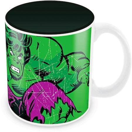 Marvel Comics Hulk Action Ceramic Mug