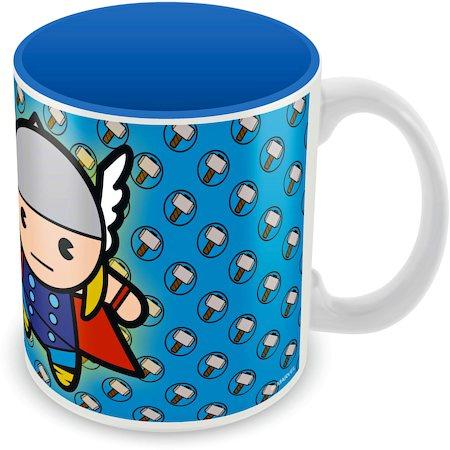 Marvel Kawaii Art - Thor Ceramic Mug