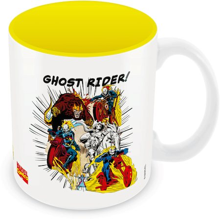 Marvel Ghost Rider - Comics Ceramic Mug