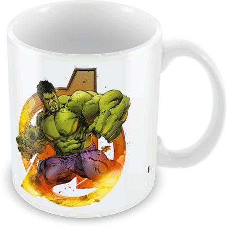 Marvel Hulk the Avenger Ceramic Mug
