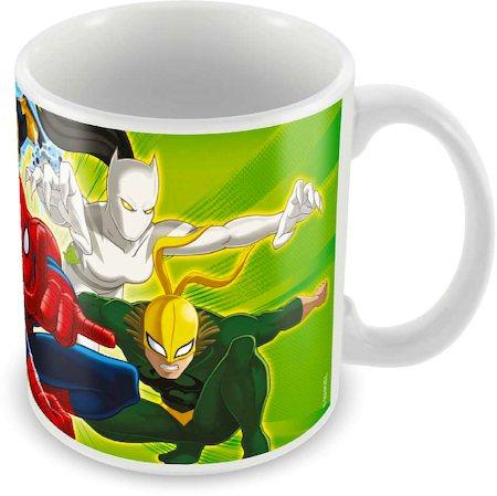 Marvel Spider-Man - All Characters Ceramic Mug