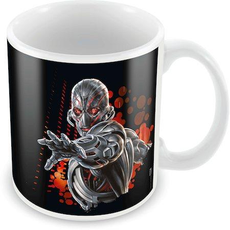 Marvel Ultron Black - Avengers Ceramic Mug