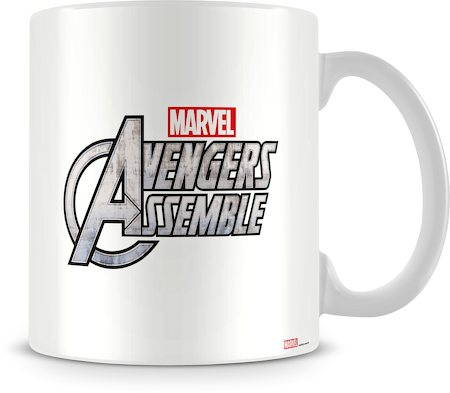 Marvel Assemble - Hulk Thor Ceramic Mug