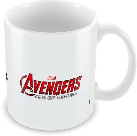 Marvel Avengers - Globe Ceramic Mug