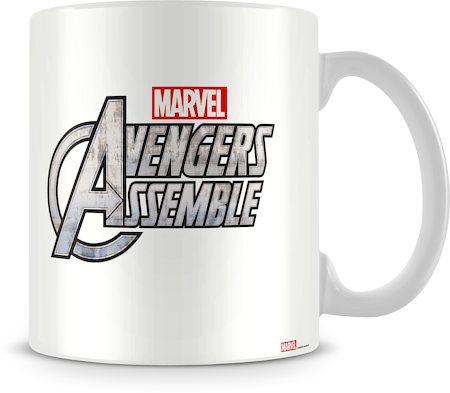Marvel Avengers Assemble All Cast Ceramic Mug