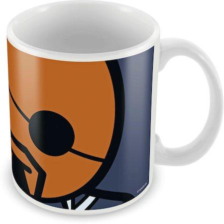 Marvel Kawaii - Nick Fury Ceramic Mug
