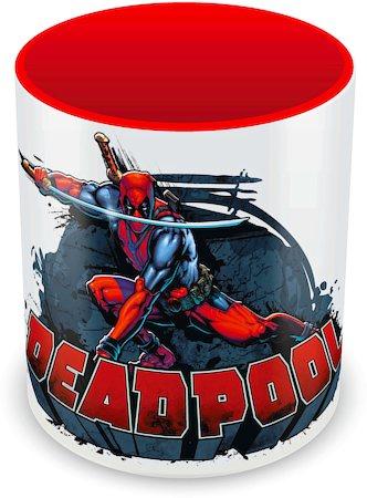 Marvel Deadpool Ceramic Mug