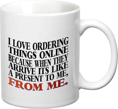 Prithish Order Online White Mug