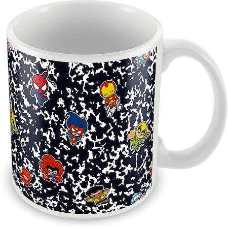 Marvel Kawaii - Design Ceramic Mug