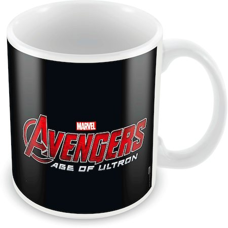 Marvel Hawkeye - Black Widow Ceramic Mug