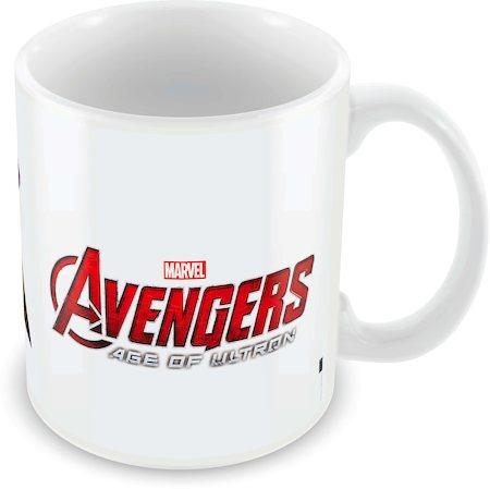 Marvel Vision Art - Avengers Ceramic Mug