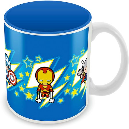 Marvel Kawaii - Avengers Team Ceramic Mug