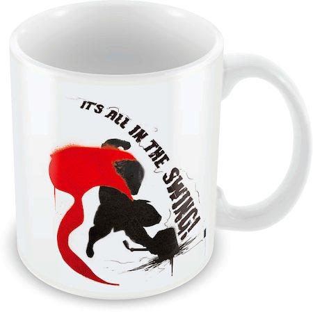 Marvel Its All in the Swing - Avengers Ceramic Mug