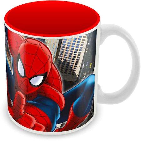 Marvel Spider-Man Climb Ceramic Mug