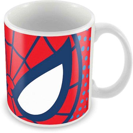 Marvel Spider-Man Face Ceramic Mug
