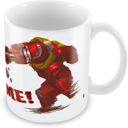 Marvel Jack Hamer - Avengers Ceramic Mug