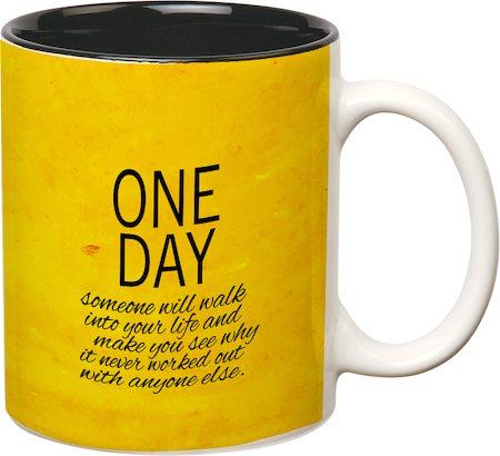 Prithish One Day White Mug