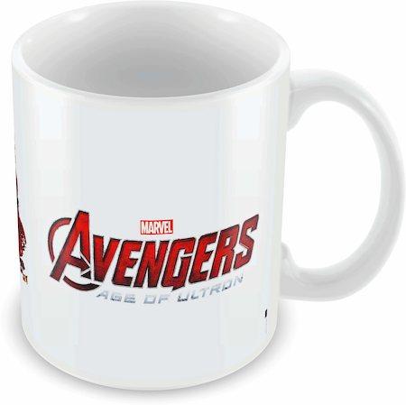 Marvel Avengers - Characters Ceramic Mug