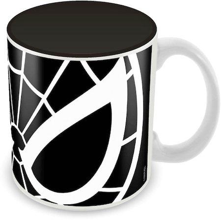 Marvel Spider-Man Web Ceramic Mug