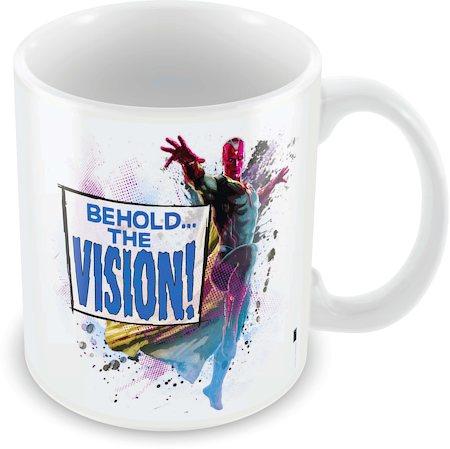 Marvel Avengers - Behold The Vision Ceramic Mug