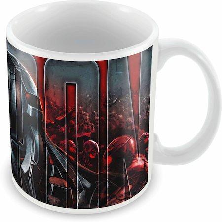 Marvel Ultron Face - Avengers Ceramic Mug