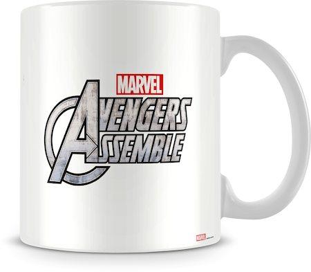 Marvel Avengers Assemble - Colors Ceramic Mug