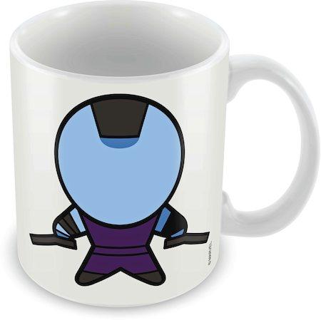 Marvel Nebula - Kawaii Ceramic Mug