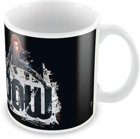 Marvel Black Widow Ceramic Mug