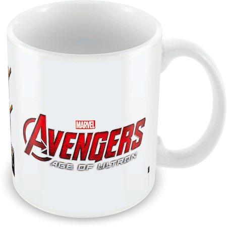 Marvel The Iron Man - Age of Ultron Ceramic Mug