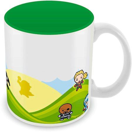 Marvel Kawaii Play Ceramic Mug