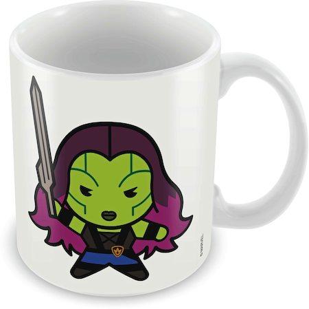 Marvel Gamora - Kawaii Ceramic Mug