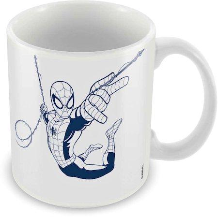 Marvel Spider-Man Posey Ceramic Mug