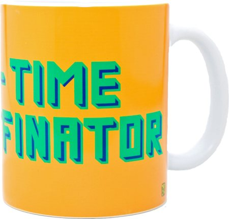 MadCap Unemployed Designer Ceramic Mug