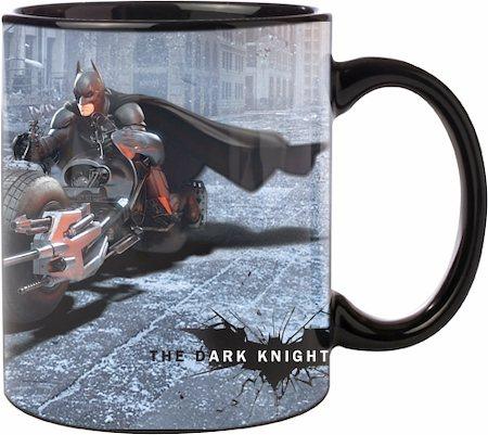 Warner Brothers Batman Batpod Ride Mug
