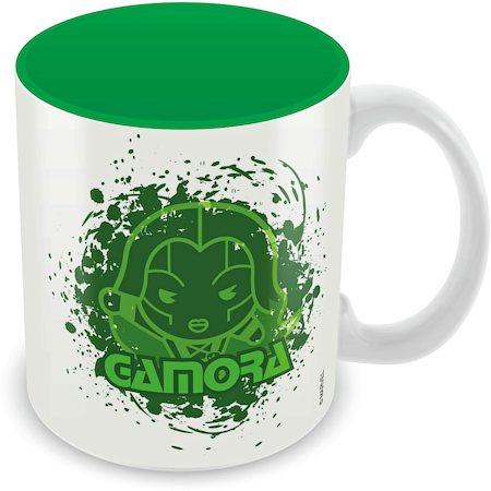Marvel Gamora - Kawaii Art Ceramic Mug