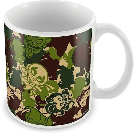 Marvel The Avengers - Kawaii Ceramic Mug