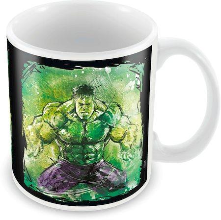 Marvel Hulk - Green Ceramic Mug