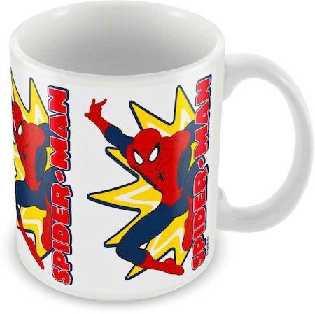 Marvel Spider-Man Pose Ceramic Mug